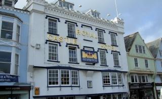 Royal Castle Hotel, Dartmouth