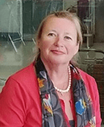 Dee Nutt, Chair of Dartmouth Caring