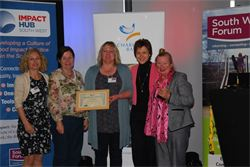 Award Winners at South West Forum 2014